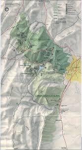 maryland map free free maryland national park maps