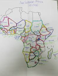 Map Of Sub Saharan Africa by A Map Of Every Mcdonalds In The Us Huffpost Map Free Refills Why