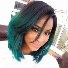 dyed weave hairstyles colored dyed inverted bob hairstyles www shorthaircuts bob