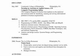 steel worker sample resume example library student worker sample