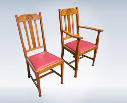 Oak Dining Chairs Antique Furniture Warehouse Long Set Of Twenty Two Antique