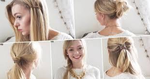 Hochsteckfrisurenen Selber Machen Lange Haare by Schone Frisuren Fur Lange Haare Zum Selber Machen Trends Ideen 2017