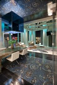 spectacular penthouse interior design by mark tracy
