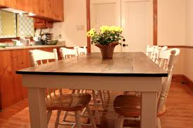 Kitchen Table Decorating Ideas by Simple Kitchen Table With Ideas