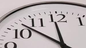 Futuristic Clock Futuristic Numbers Countdown 10 Seconds Free Stock Video Footage