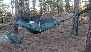 head to head camping hammock u0027hang off u0027 test