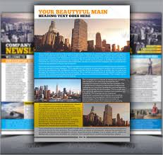 company newsletter 46 printable newsletter templates in psd