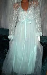 peignoir sets bridal 70s peignoir set white lace negligee bridal 1970s