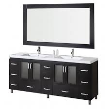 design element stanton 72 in w x 22 in d vanity and mirror in