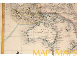 New Zealand And Australia Map Map Of Australia New Zealand And Indonesia You Can See A Map Of