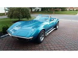 1968 chevrolet corvette for sale 1968 chevrolet corvette for sale classiccars com cc 964198