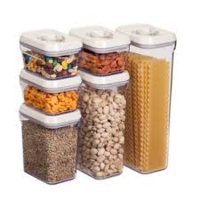 plastic kitchen canisters plastic kitchen canisters jars you ll wayfair