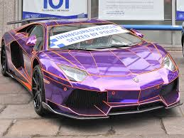 police lamborghini aventador no insurance u0027 300 000 lamborghini faces crusher after it was