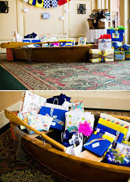 sailor baby shower boat oar gifts the celebration society