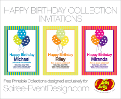 free birthday party printables designed exclusively for jelly
