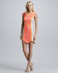 cameo clothing cameo into the lace dress in lyst