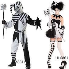 Halloween Jester Costume Aliexpress Buy Halloween Costume Fantasy Jester
