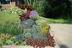 Garden Corner Ideas Garden Rock Landscaping Front Yard Rock Garden Corner