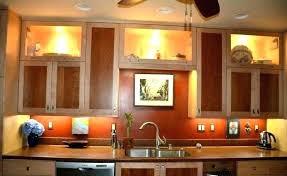 motion sensor under cabinet lighting battery operated under cabinet lights display cabinet lighting