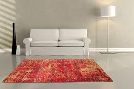 designer teppich designer teppich maharani 830 magma mit vintage look teppiche