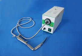 microscope fiber optic light source china led cold light source with single fiber optic cable microscope