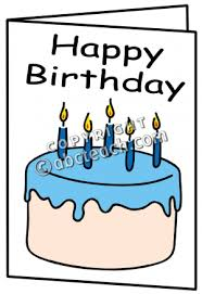 birthday cards clipart clipart collection greeting card