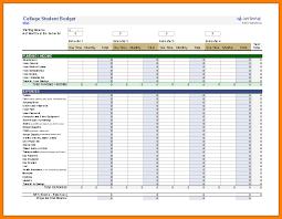 11 budget sheet template g unitrecors