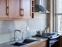 Glass Kitchen Tile Backsplash Ideas Kitchen 11 Creative Subway Tile Backsplash Ideas Cheap Design For