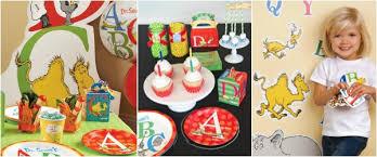 dr seuss birthday party supplies dr seuss abc birthday party from birthday express