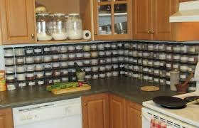 ideas dazzling wall spice rack for kitchen storage organizer