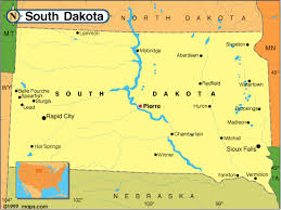 south dakota map with cities sd house advances bill attacking trans students the bilerico project