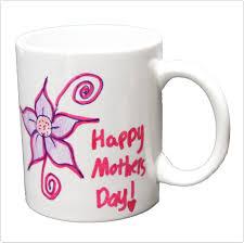 mother u0027s day coffee mug kids design it scissormill