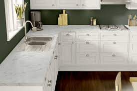 white kitchen cabinets laminate countertops an snob has a change of laminate products