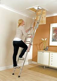 furniture ultimate folding attic stairs home stair design also