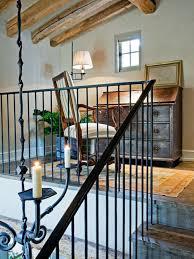 wrought iron banister railings houzz