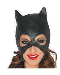 catlady latex mask catwoman gets competition horror shop com