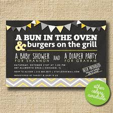 baby shower for couples co ed ba shower invitation coed ba shower invitations coed couples