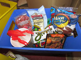 new orleans gift baskets for the of food creative gift ideas louisiana state gift basket