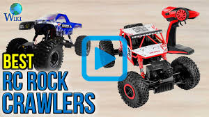 videos of remote control monster trucks top 8 rc rock crawlers of 2017 video review