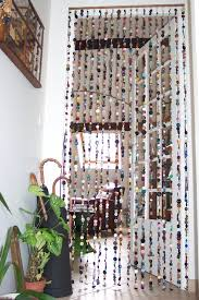 Really Curtains Diy Button Curtains Would Be Really In Room Crafts
