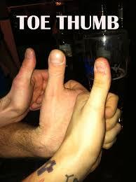Toe Memes - toe thumb imgur
