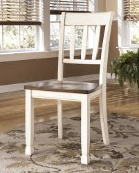 whitesburg dining room side chair set of 2 d583 02 side