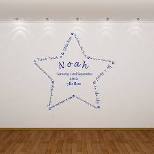design your own wall art stickers home design ideas wall stickers personalised personalised wall art stickers inarace