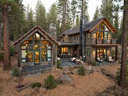 Awesome Modern Cabin Homes Ideas