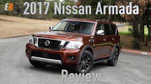 nissan armada 2017 new 2017 nissan armada review style size and luxury youtube