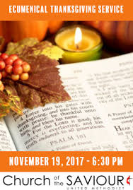 montgomery invited to the fifth community ecumenical thanksgiving