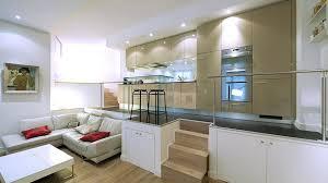 photo cuisine semi ouverte cuisine semi ouverte sur salle à manger housezone info