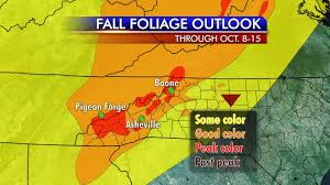 weather blog fall color myfox8