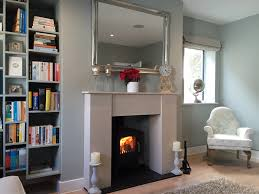 south coast word burners new wood burner in existing fireplace