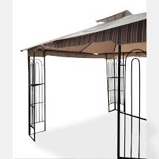Replacement Canopy by Replacement Canopy For Aylen Gazebo Riplock 350 Garden Winds Canada